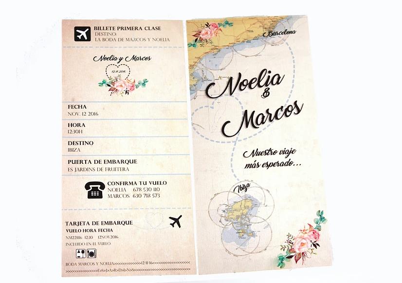 Una boda inspiración viaje by The Ibiza Wedding Planner