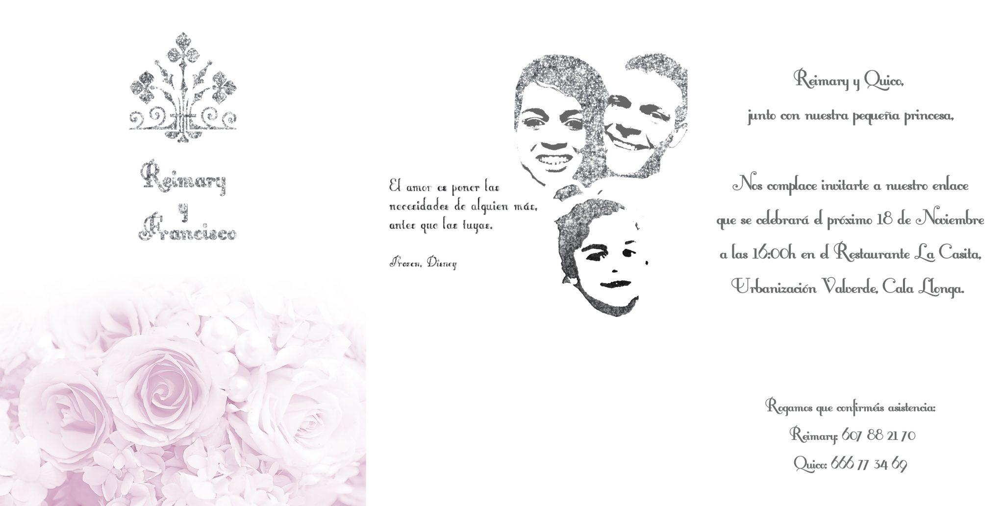 Una boda de princesas