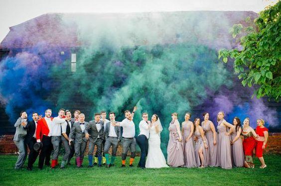 BOMBAS para tu boda