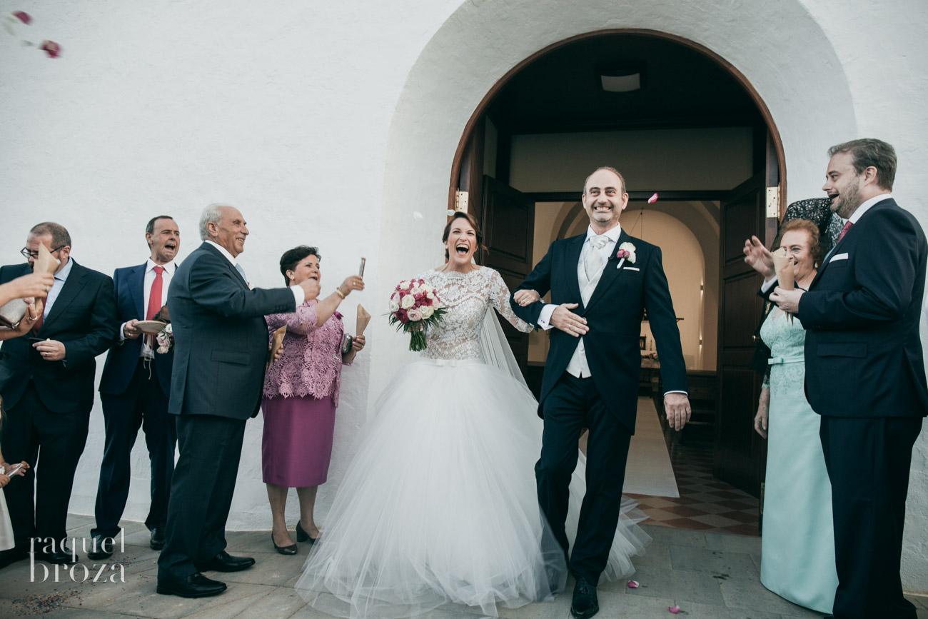 La boda Vintage de Natalia y Rafael