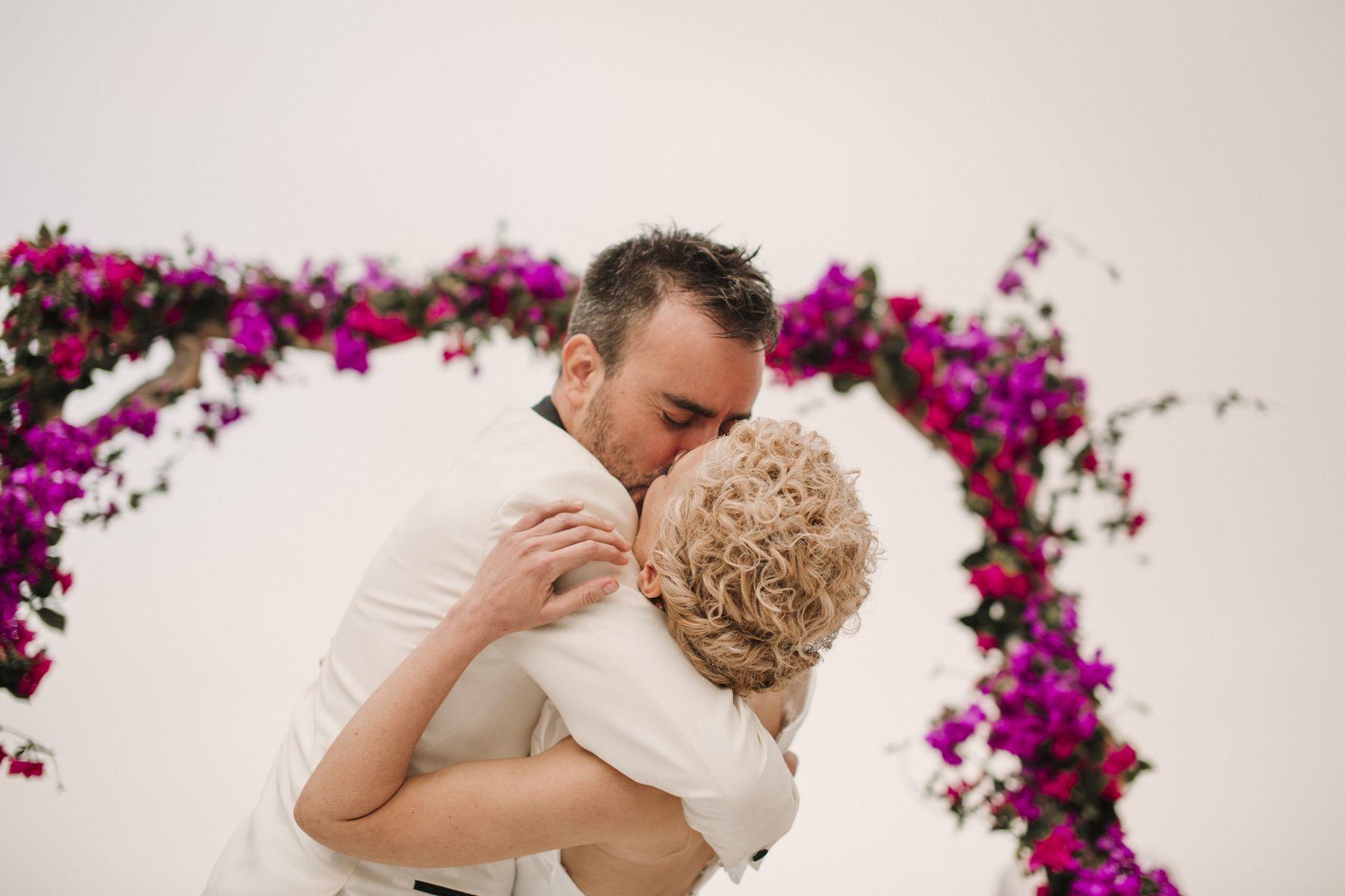 La mágica boda en Ibiza de Paula y Guillermo