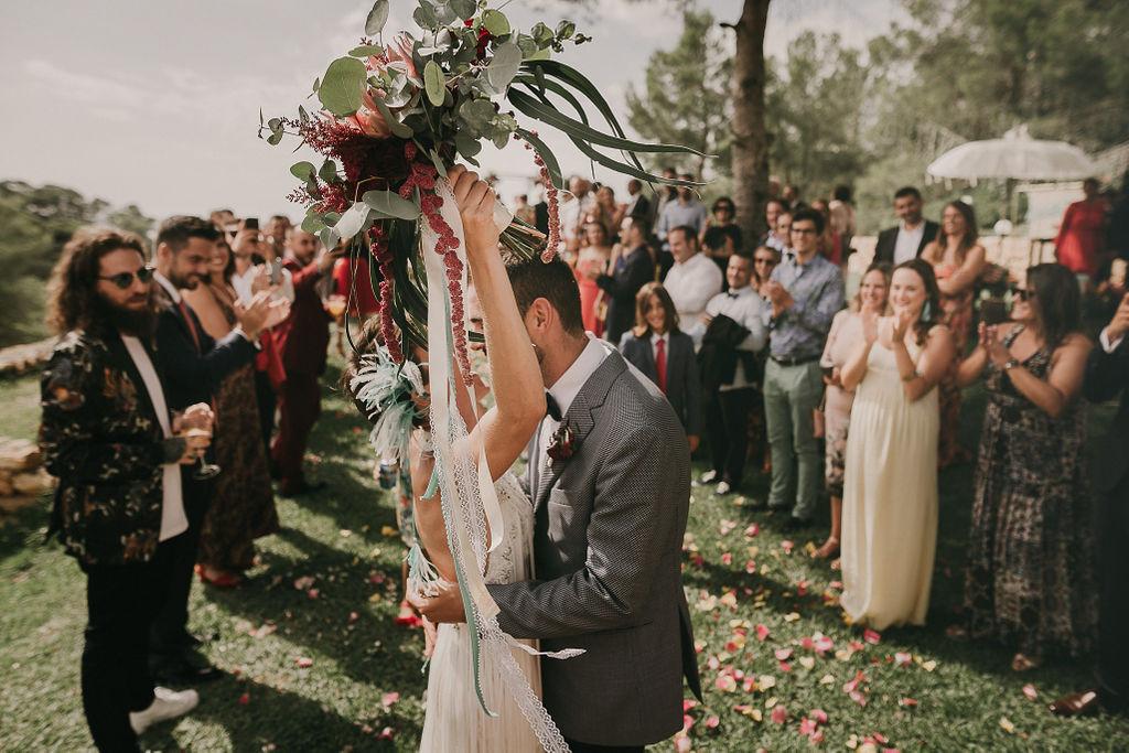 Ana y Jose ¡la boda más intensa del año!